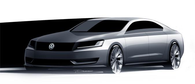 2011 - [Volkswagen] Passat US 25916810