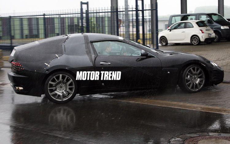 2009 - [Maserati] Gran Cabrio - Page 4 Maser-10