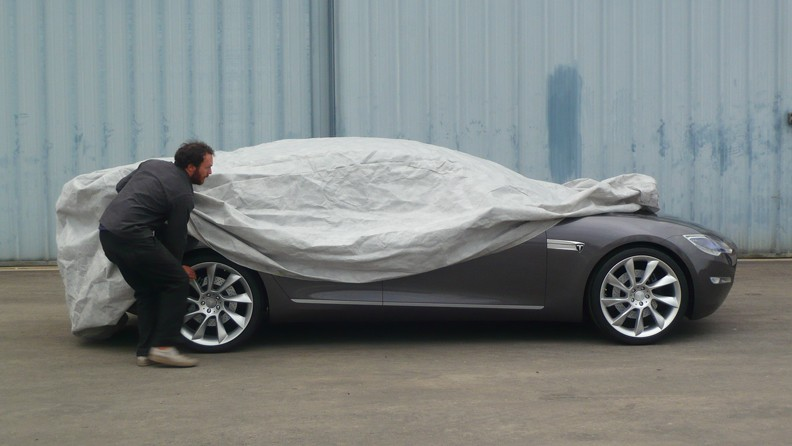 2009 - [Tesla] Model S Sedan Model-10