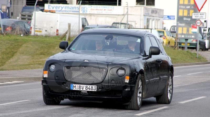 2009/11 - [Rolls-Royce] Ghost / Ghost EWB - Page 6 Rr4210