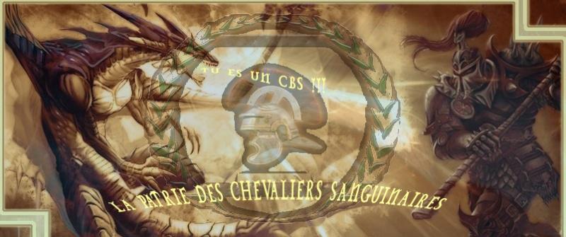 Chevaliers Sanguinaires
