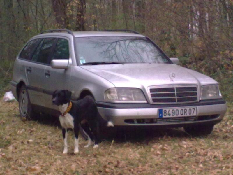 Nouveau parmis vous mais depuis longtemps en Mercedes 12042010