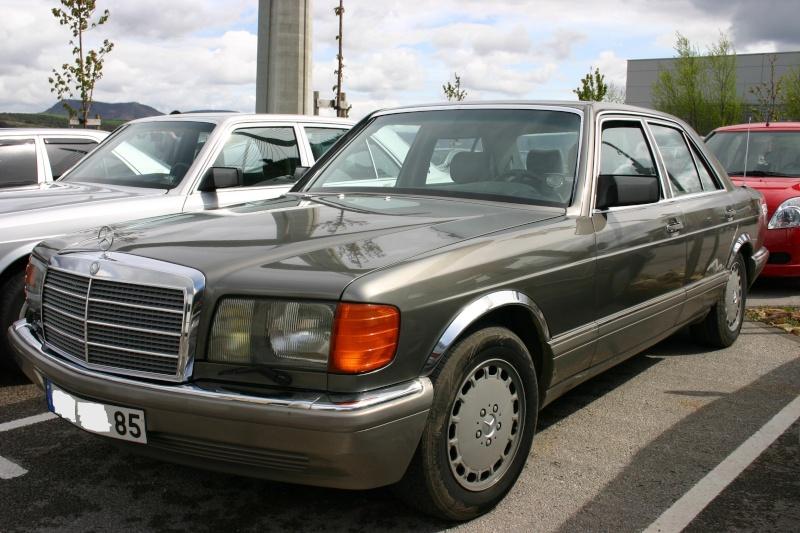 Nouveau parmis vous mais depuis longtemps en Mercedes 300_se10