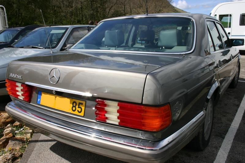 Nouveau parmis vous mais depuis longtemps en Mercedes 300_se11