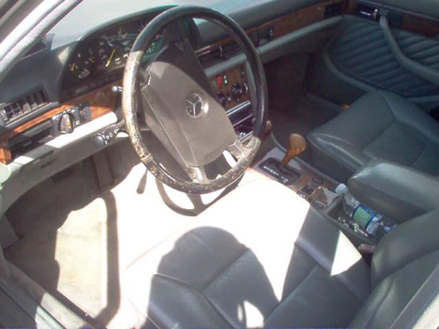Nouveau parmis vous mais depuis longtemps en Mercedes 300se410