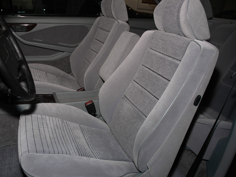 Les interieurs de W126 1980 - 1992 00617