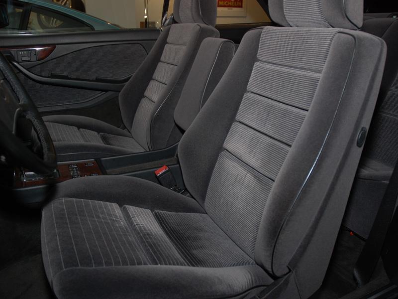 Les interieurs de W126 1980 - 1992 00814