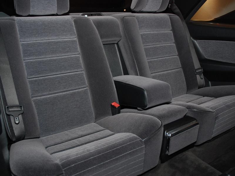 Les interieurs de W126 1980 - 1992 00913