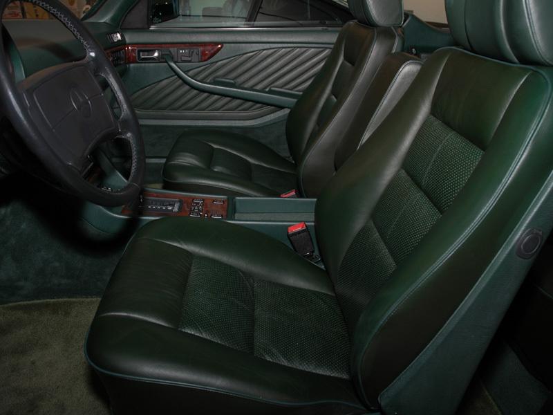 Les interieurs de W126 1980 - 1992 00914