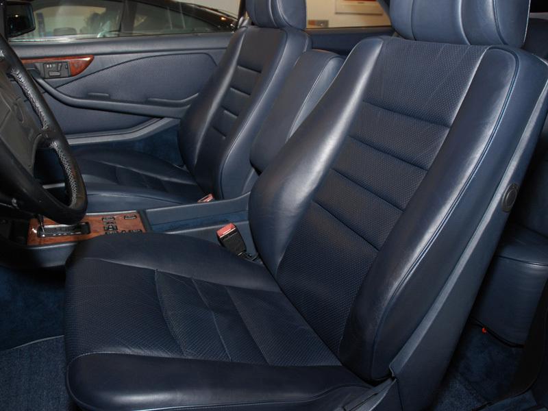 Les interieurs de W126 1980 - 1992 00917