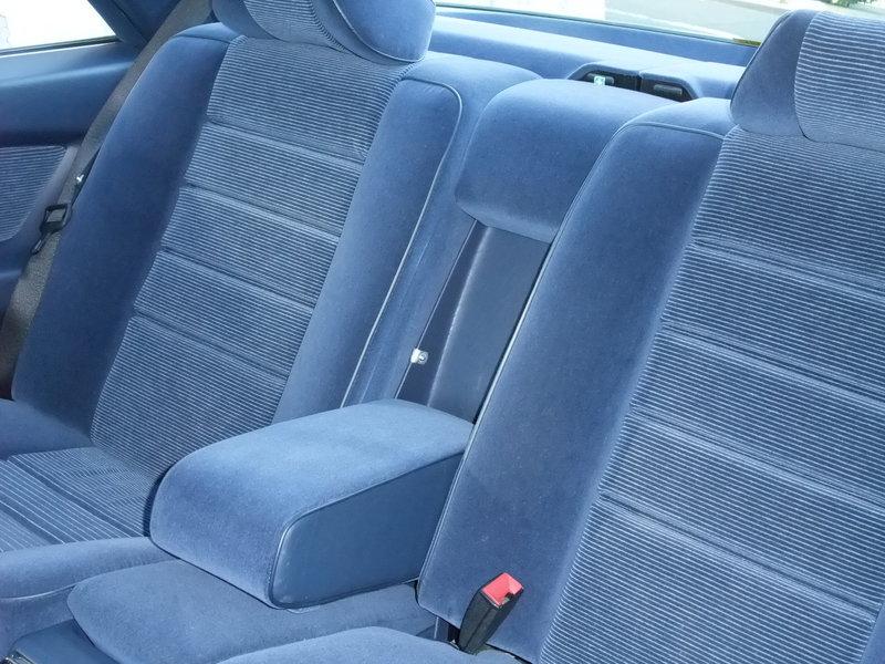 Les interieurs de W126 1980 - 1992 01012