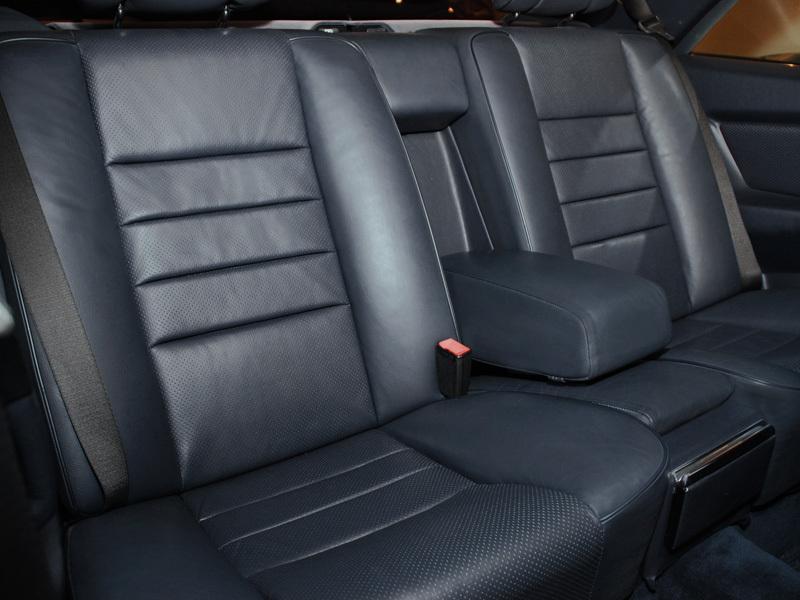 Les interieurs de W126 1980 - 1992 01013