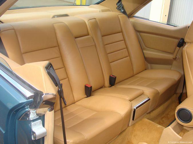 Les interieurs de W126 1980 - 1992 01311