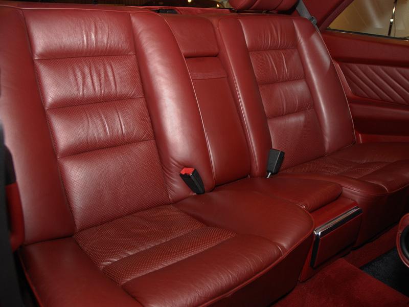 Les interieurs de W126 1980 - 1992 01312
