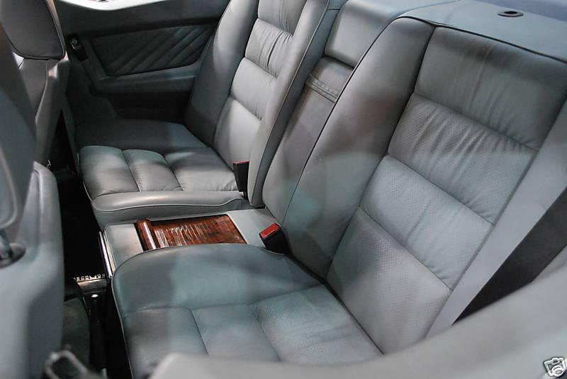 Les interieurs de W126 1980 - 1992 16ac_310