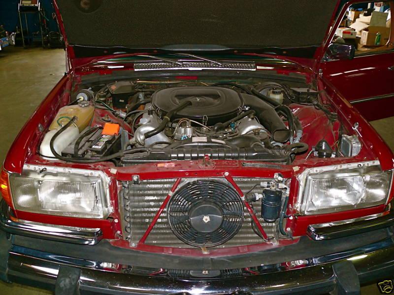 La Mercedes 450 SEL Estate Bkiz1510