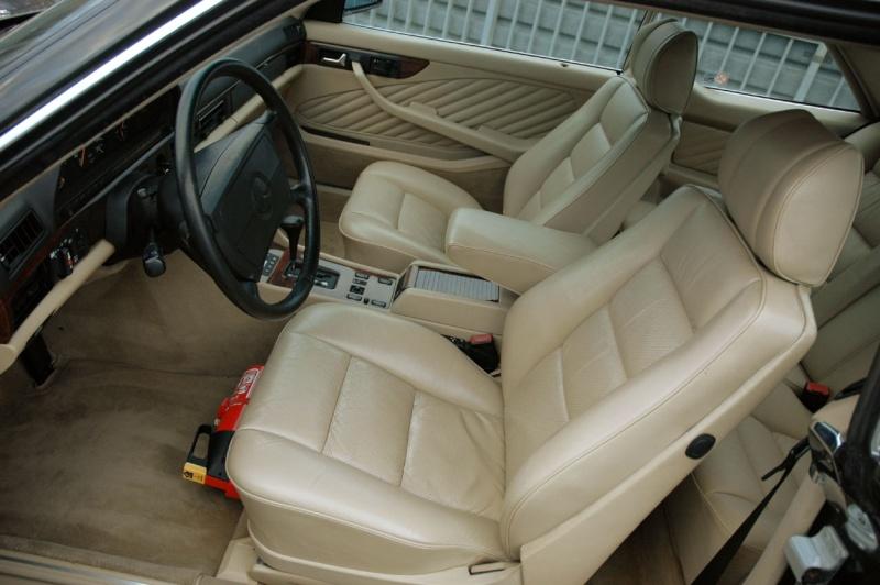 Les interieurs de W126 1980 - 1992 Merced19