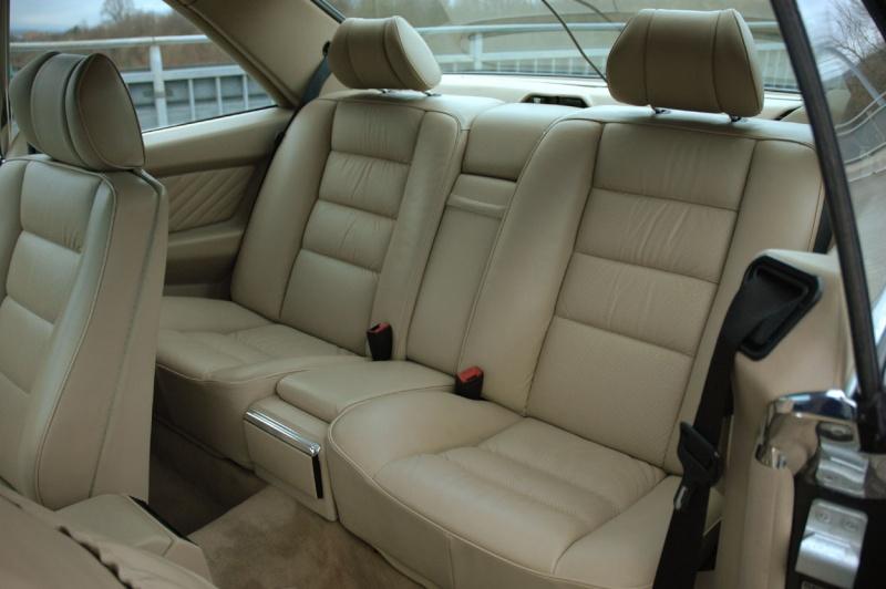 Les interieurs de W126 1980 - 1992 Merced20