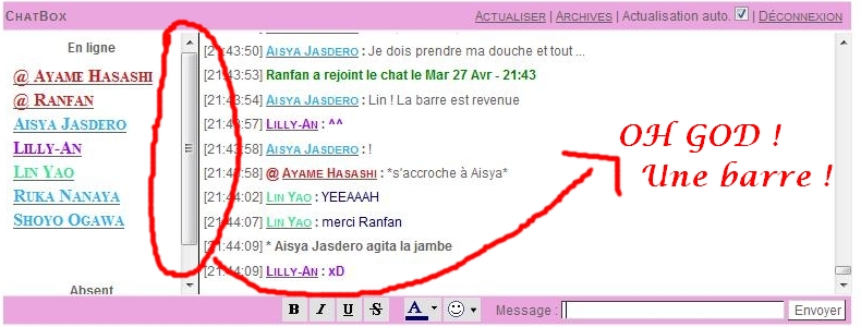 Le Bêtisier de la Chatbox - Page 2 Chatbo10