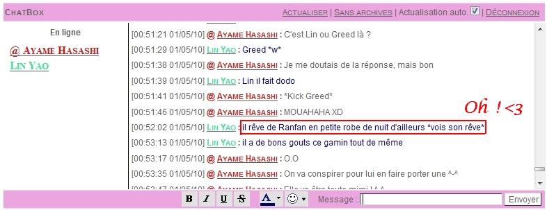 Le Bêtisier de la Chatbox Raves110