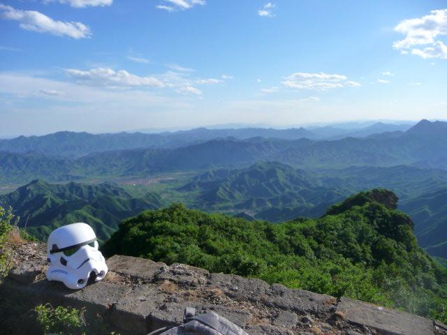 Zhong et l'outpost Chine-A L'assaut de la Grande Muraille! P1010616