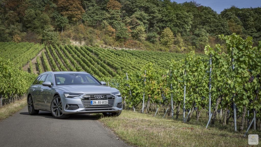2017 - [Audi] A6 Berline & Avant [C8] - Page 10 Essai_16