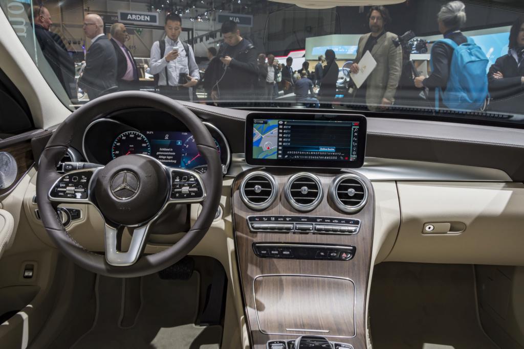 2018 - [Mercedes-Benz] GLC/GLC Coupé restylés - Page 2 Merced12