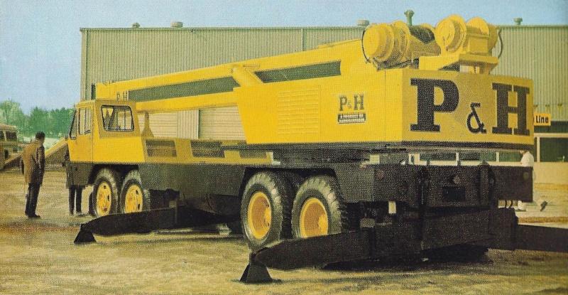 Les matériels anciens de P&H 1970_p10