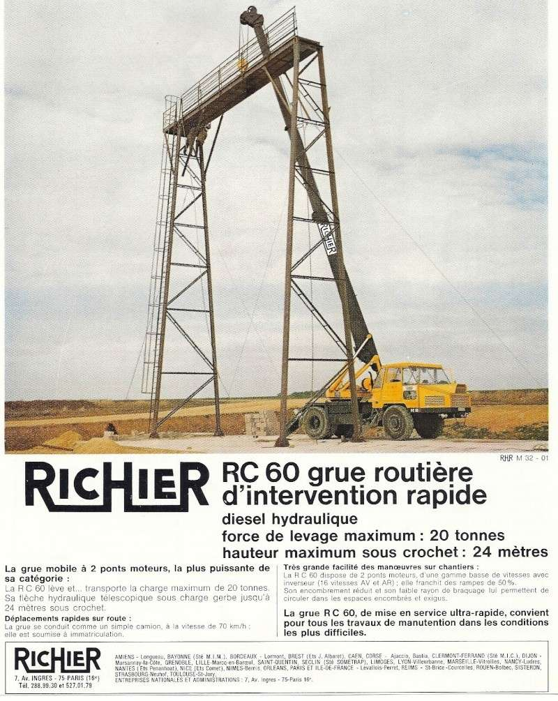 Les grues RICHIER 1971_r10