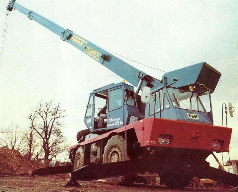 Les matériels anciens de P&H 1978_p12
