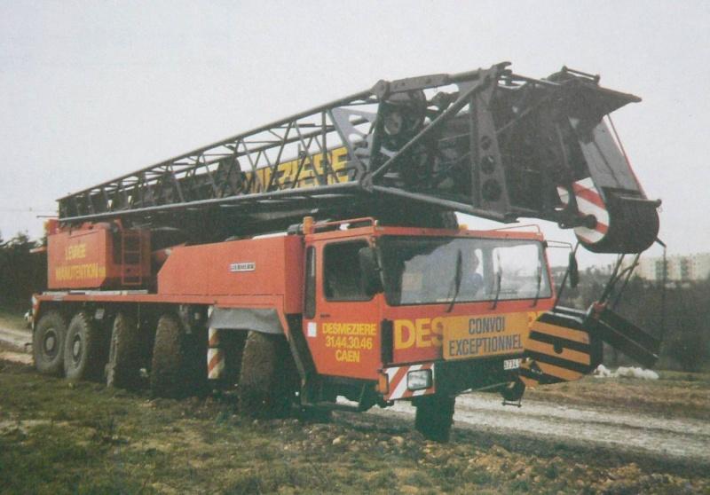 Les grues anciennes de LIEBHERR 1988-012