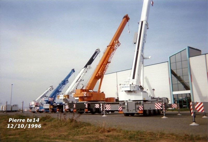 Les anciennes grues DEMAG - Page 3 1996-123