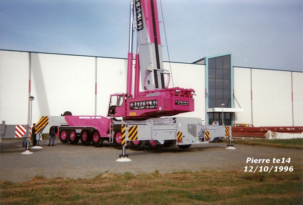 Les anciennes grues DEMAG - Page 3 1996-129