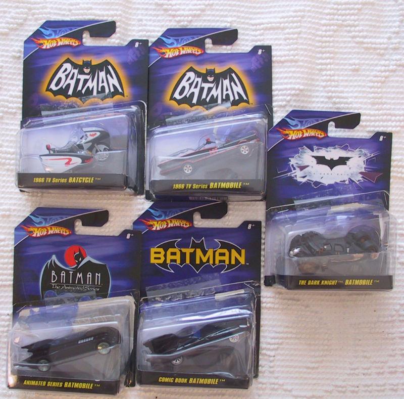 Gammes Batmobiles Hotwheels  1/50 2009-2016 Vague_10