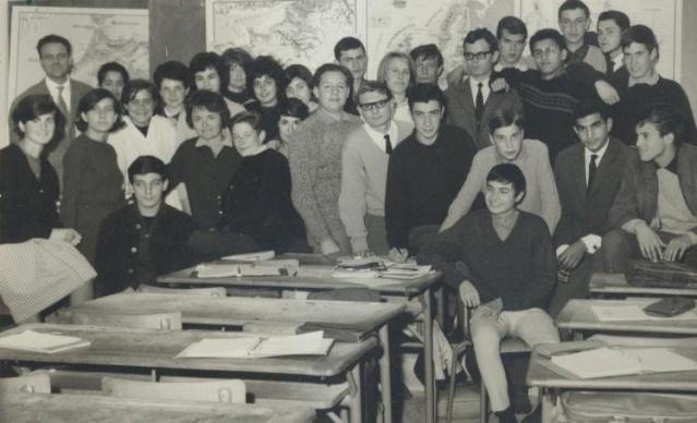 Le Lycée Paul Valéry 63-64110
