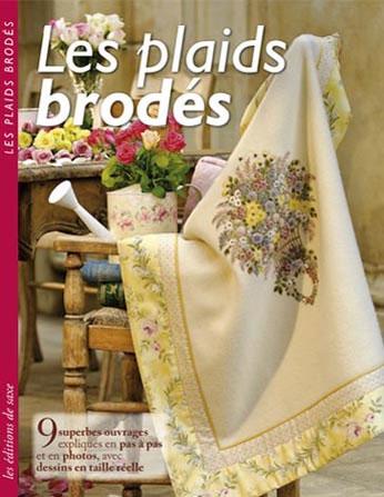 """Vends livre """"Les Plaids brodés"""" Les_pl11"""