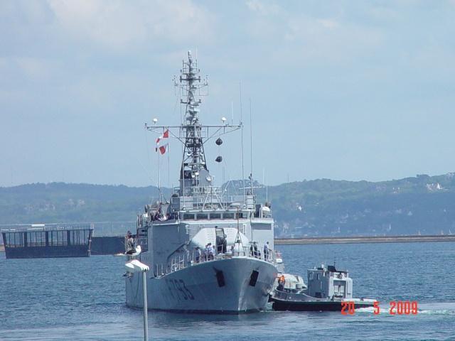 [Les ports militaires de métropole] Port de Brest - TOME 1 Fougue13