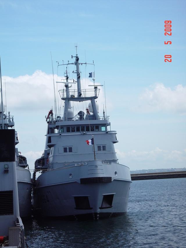 [Les ports militaires de métropole] Port de Brest - TOME 1 Fougue15