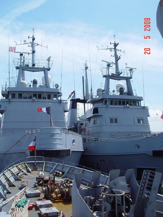 [Les ports militaires de métropole] Port de Brest - TOME 1 Fougue16