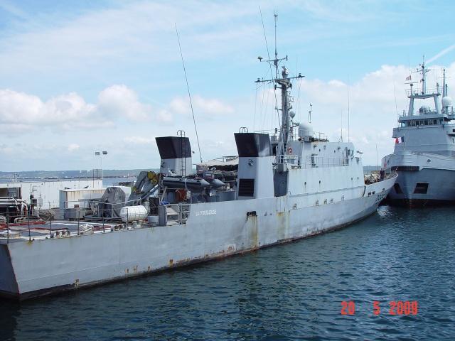 [Autre sujet Marine Nationale] Démantèlement, déconstruction des navires - TOME 1 Fougue18