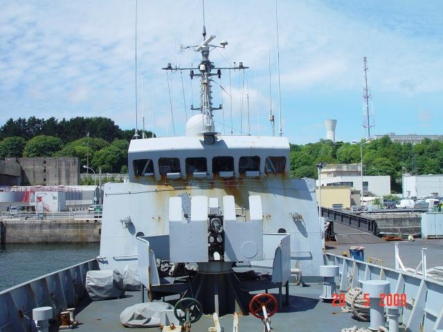 [Autre sujet Marine Nationale] Démantèlement, déconstruction des navires - TOME 1 Fougue20