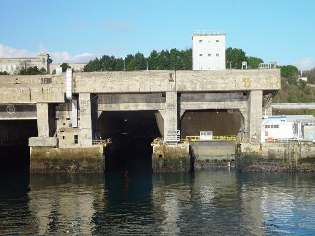 brest - [Les ports militaires de métropole] Port de Brest - TOME 1 - Page 5 Sortie19