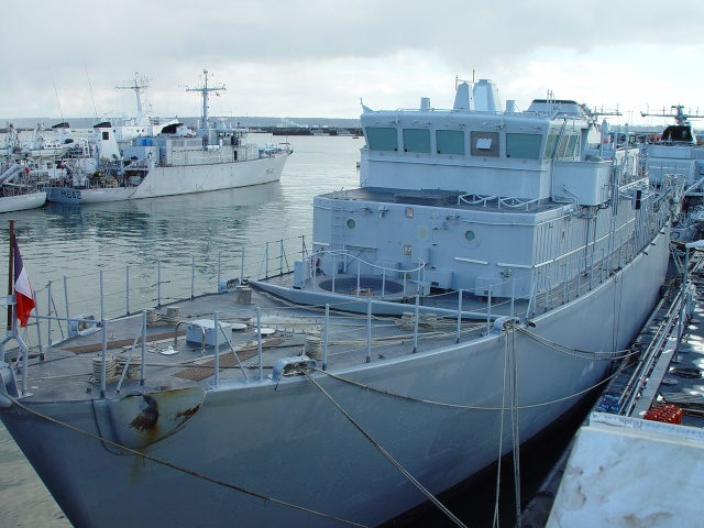 [Les ports militaires de métropole] Port de Brest - TOME 1 - Page 6 Sortie20