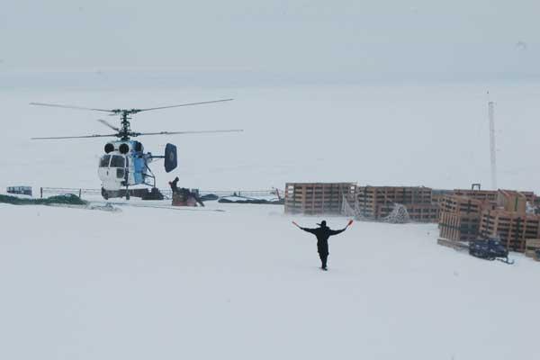 Campaña Antártica de verano 2008-2009 Belgra10