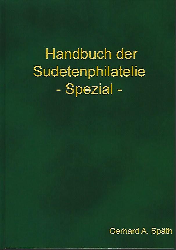 Sudetenphilatelie - Spezial - Umschl10