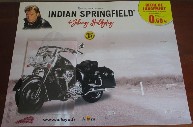 Altaya:Indian Springfield de JH n°1 059-al10