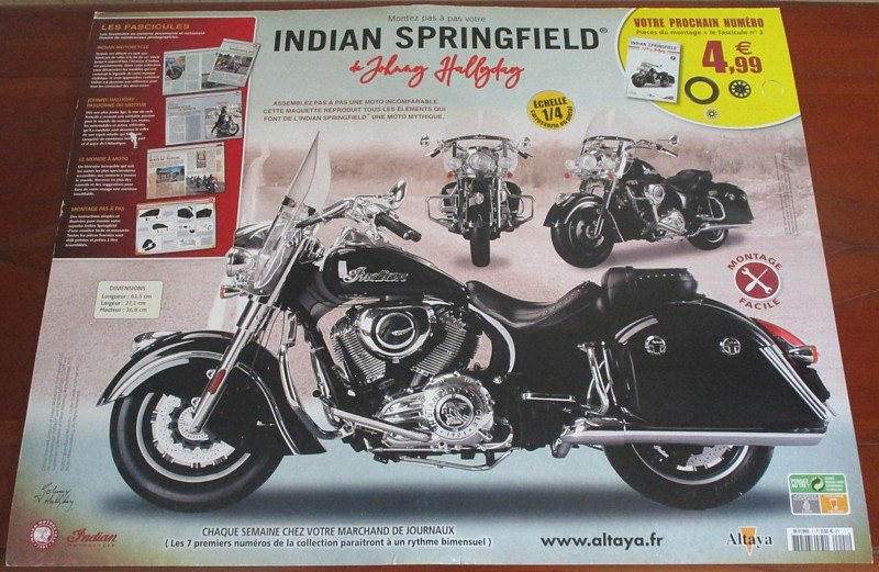 Altaya:Indian Springfield de JH n°1 060-al10