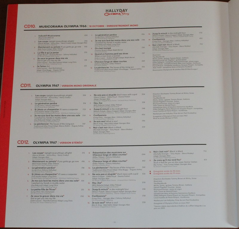 COFFRET 18CD+2DVD OLYMPIA STORY 141-co10