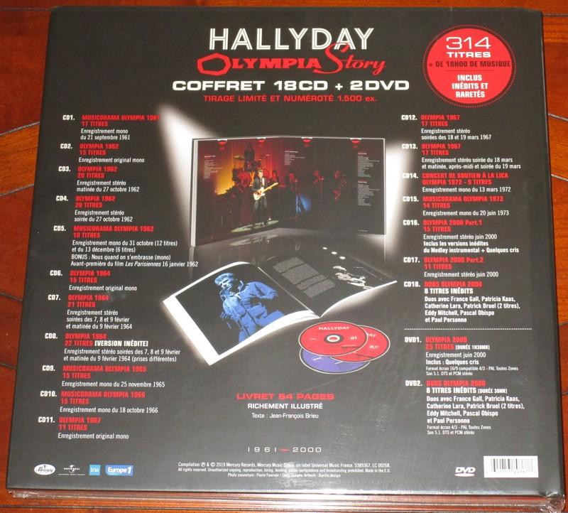 COFFRET 18CD+2DVD OLYMPIA STORY 151-co10