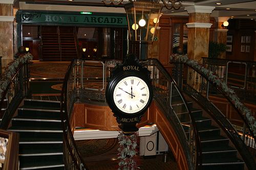 Cunard Queen Victoria Christmas Review December 11 2008 21206510